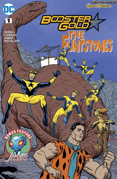Booster Gold/The Flintstones Special #1 Review - One Of