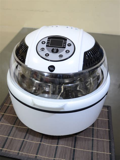 Simple Touch Rotisserie Multi Air Fryer - Fry Foods