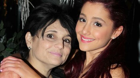Ariana Grande's Mom Speaks Out After Manchester Attack