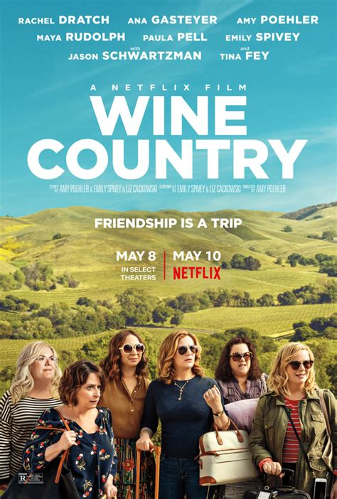 Movie Review – Wine Country (2019)