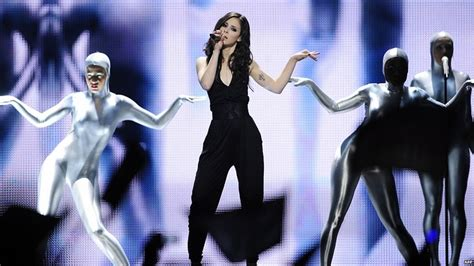 BBC News - In pictures: Eurovision Song Contest